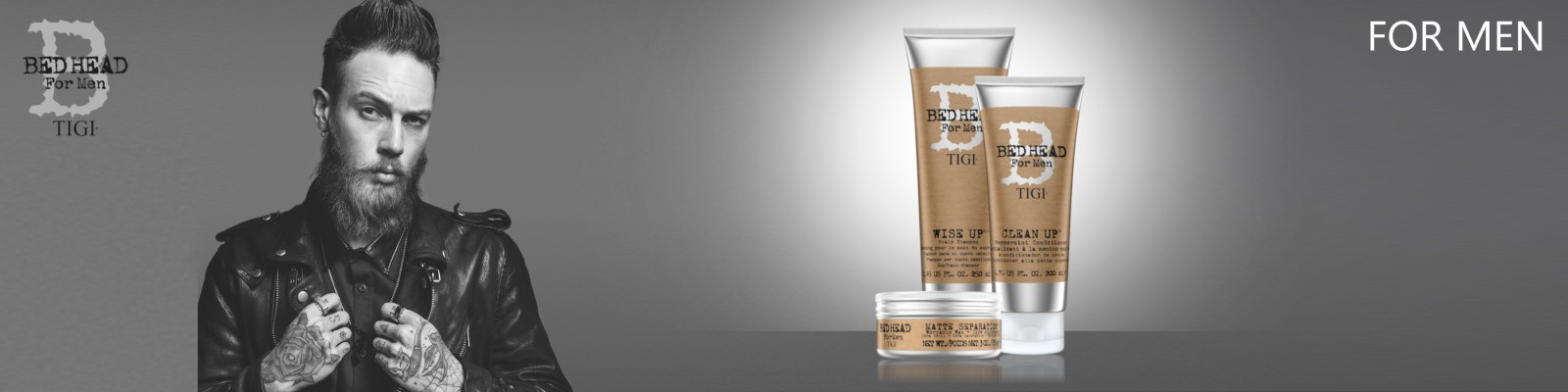 Tigi For Men
